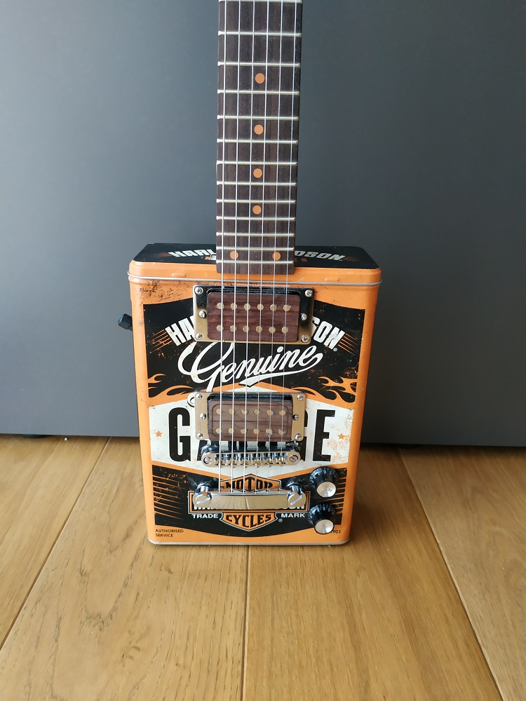 Oil Can Guitar