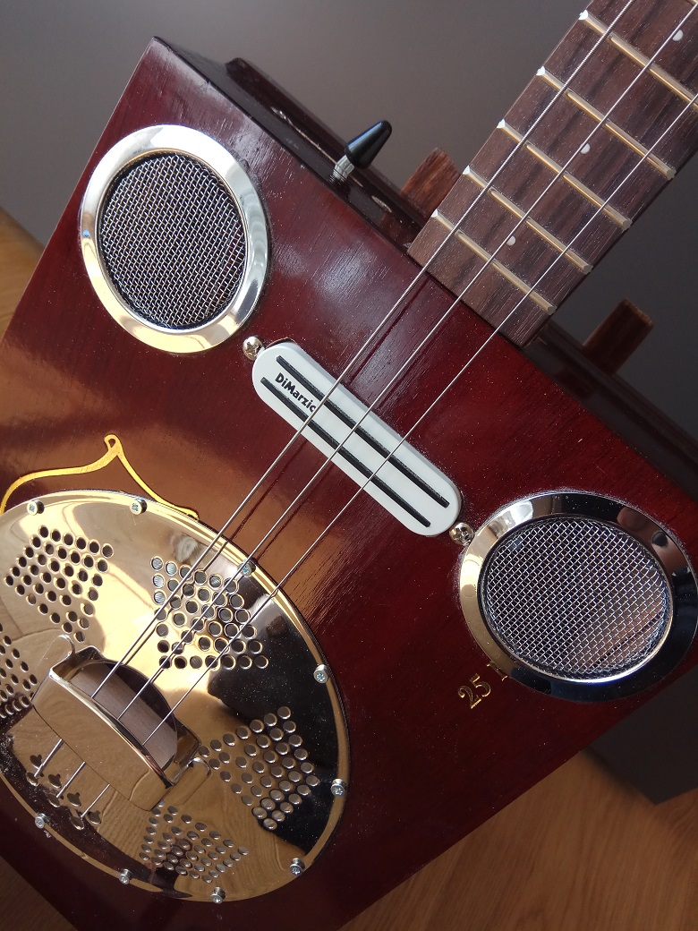 Resonator Dobro Guitar